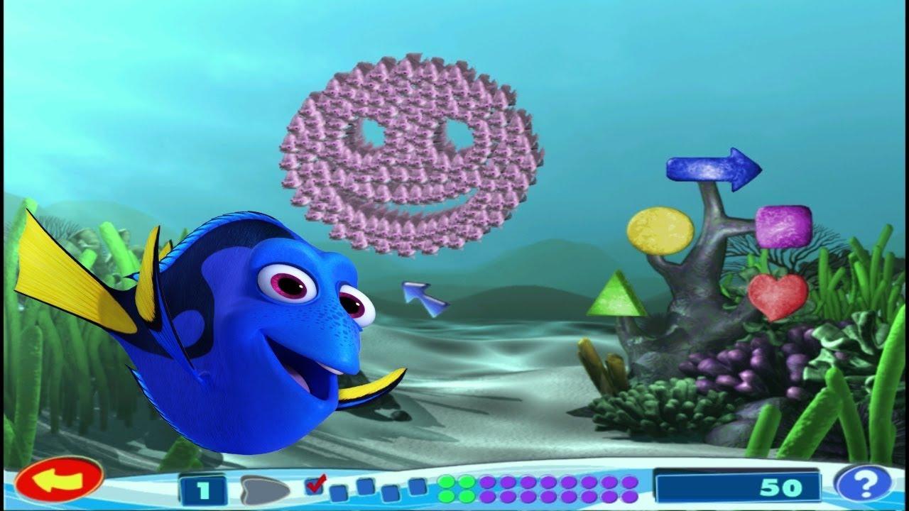 Finding Nemo Nemos Underwater World Fun Gamespt