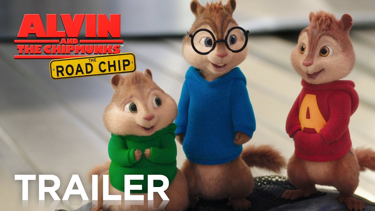 Alvin And The Chipmunks The Road Chip Official Trailer 2 Hd 20th Century Fox Youtube