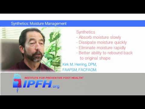 Synthetics: Moisture Management