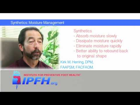 Synthetics: Moisture Management