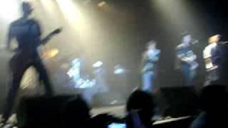 """Die Toten Hosen """"Auswartsspiel"""" Argentina Teatro 25/04/2009"""