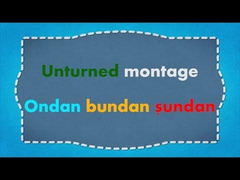Unturned Montaj | Herşeyden birazcık | Türkçe