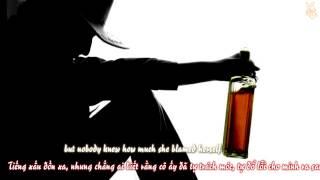 [Kara+Vietsub] Whiskey Lullaby - Alison Krauss ft. Brad Paisley