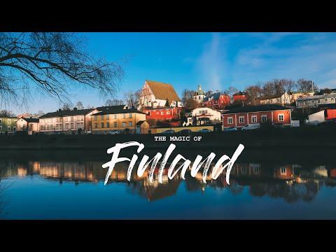 A TASTE OF FINNISH LIFE (FINLAND VLOG)