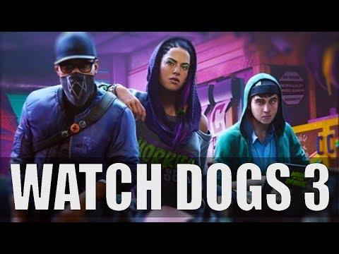 Watch Dogs 3 Trademark DISCOVERED!  Nextgen Launch Title Confirmed?