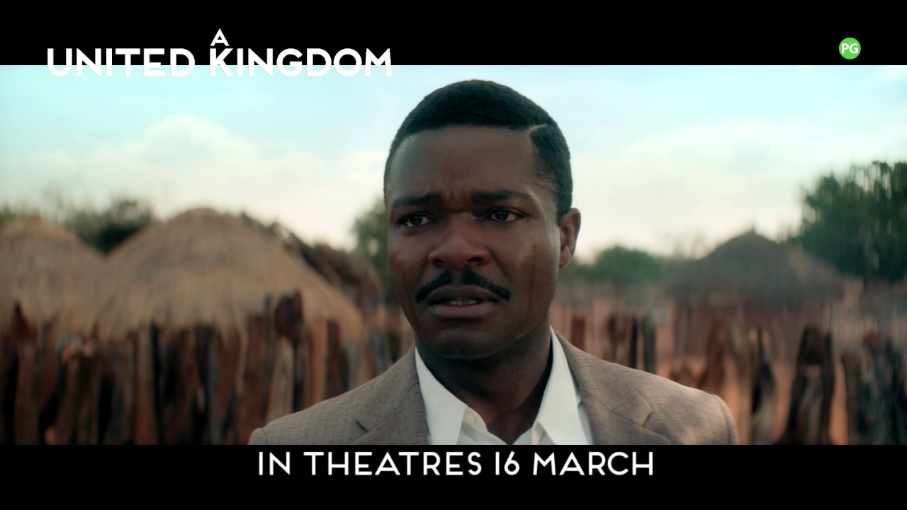 Download A United Kingdom Official Trailer
