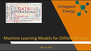 Untapped Energy - May 2020 Meetup