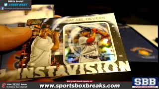 2018 Topps Stadium Club Baseball Personal Box Mike T 8182018