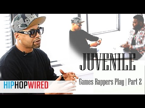 Juvenile Discusses Lil Wayne & Birdman's Beef | Games Rappers Play