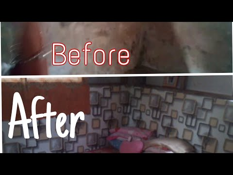 #doityourself #new  Diy wallpaper for bedroom 2019