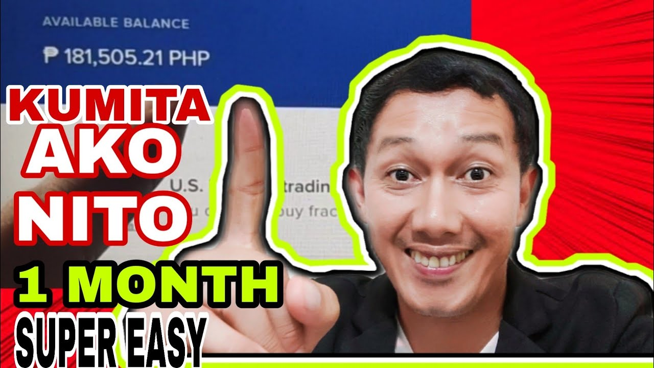 Paano Ako Kumita Ng ₱180,000 In Just 1 Month|Easy|With Proof