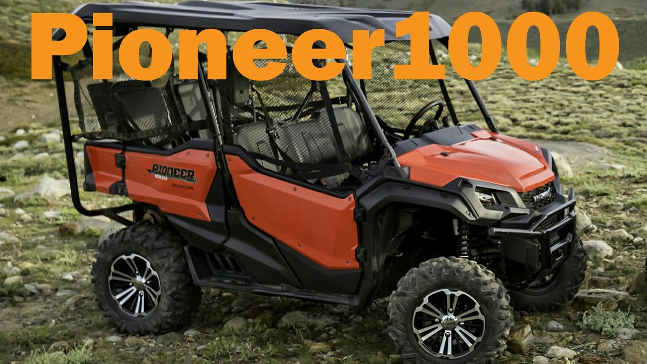 2016 Honda Pioneer 1000 Test Drive From A Can Am Commander Owners Perspective
