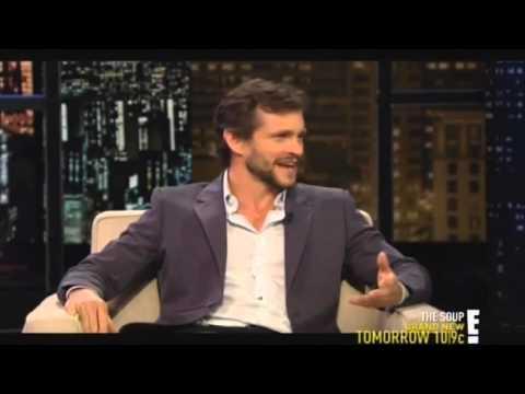 Hugh Dancy defending Mads Mikkelsen's  accent
