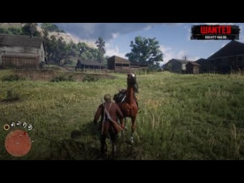 Red Dead Redemption 2 Robbing Valentine Doctor Office Backroom Youtube