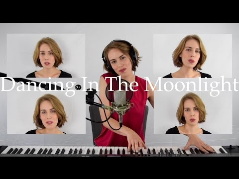 LIVE Dancing In The Moonlight by King Harvest (Brady Bunch Version) - Cover by Allie Farris