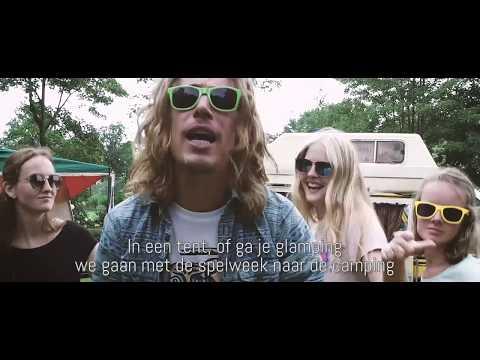 "Spelweek Zuidhorn 2017 ""Het is feest op Camping Avalon"""