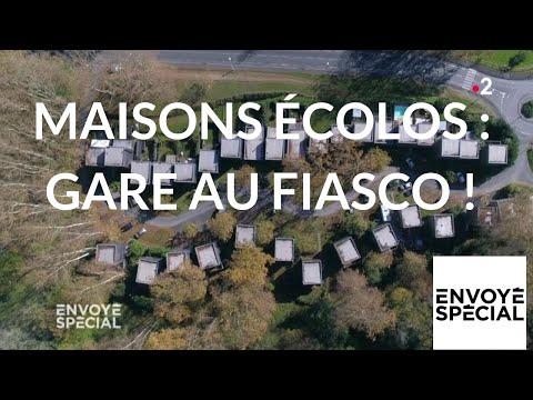 Envoyé spécial. Maisons écolos : gare au fiasco ! - 10 janvier 2019 (France 2)