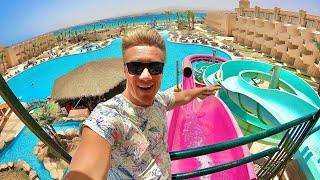 Отдых в Египте РАЙ ИНТРОВЕРТА OTIUM Pyramisa Beach Resort Обзор отеля в районе Сахл Хашиш