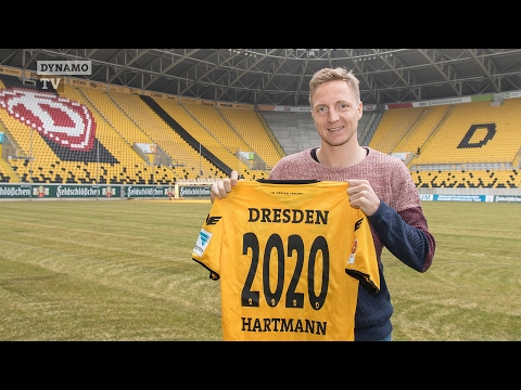 Marco Hartmann verlängert bis 2020 | Interview