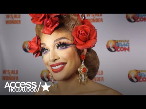 'RuPaul's Drag Race': Valentina On Her Fans & Her 'Snatch Game' Character