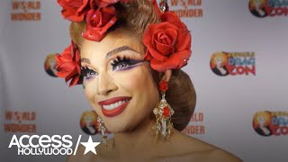 'RuPaul's Drag Race': Valentina On Her Fans & Her 'Snatch Game' Character | Access Hollywood