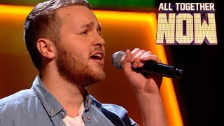 Ben gets The 100 grooving with smooth Stevie Wonder track | All Together Now