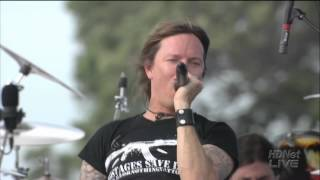 Charm City Devils Live - Rocklahoma 2012 - Let