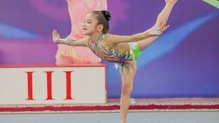 Художественная гимнастика в Актау