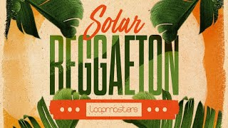 Solar Reggaeton - Reggaeton Loops Samples from Loopmasters
