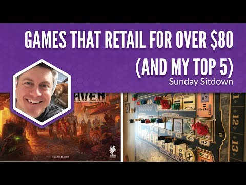 Games That Retail for Over $80 (and My Top 5)