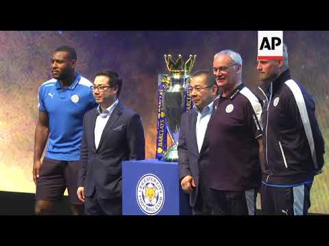 Leicester City football club confirms Thai owner killed in helicopter crash
