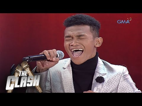 The Clash: Jong Madaliday bursts with emotions in singing