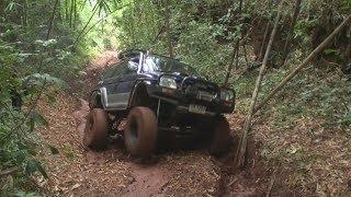 รวมทดสอบรถออฟโรด 4 ค่ายดัง 4x4 off road thailand mitsubishi g-wagon jeep 4x4 toyota 4x4 nissan 4x4