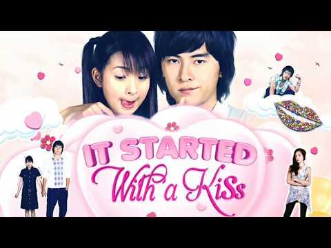 It Started With a Kiss - E Zuo Ju by Ariel Lin  (Tradução)