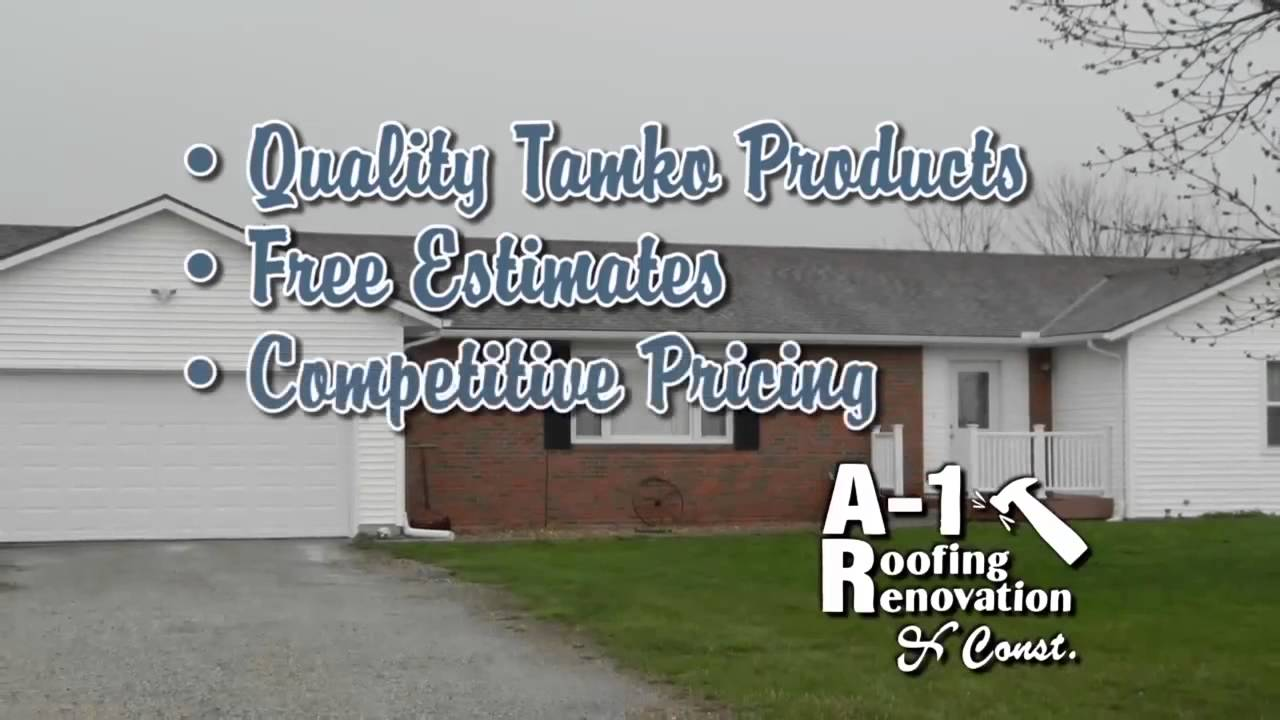 A1 Roofing Renovation & Construction Company in St  Joseph Mo  816-617-6969
