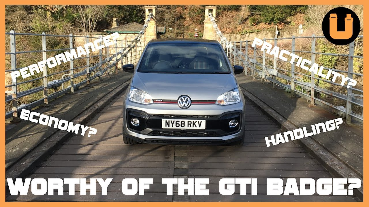 NEW VW Up! GTI | Is it worthy of the GTI badge? | Rob's Reviews | Buckle Up