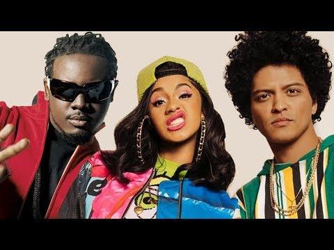 Bruno Mars - Finesse VS T-Pain - Bartender Ft. 50 Cent  (DJ Vadar Mashup)
