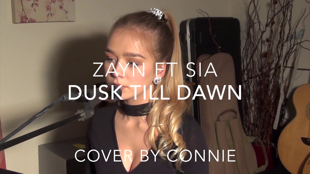 Connie Talbot 2017.Dusk Till Dawn ft. Sia - YouTube