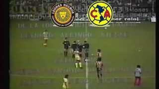 América Campeón de Liga 1975-1976 vs Leones Negros U. de G.