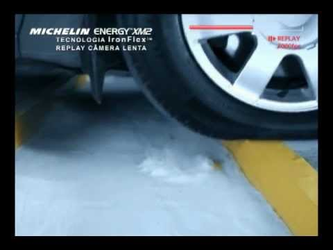 aa9a454e8 Michelin Energy™ XM2 x Buracos e Obstáculos - YouTube