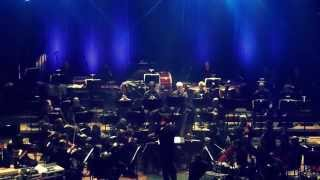Jeff Mills + Residentie Orkest + Sõ Percussion -  The Bells || @ Eindhoven || 07-11-2014