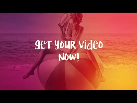 FASHION promo HD video slideshow