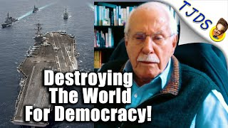 Mike Gravel Smashes War Machine With Facts