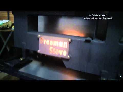Wood pellet rocket stove DIY(펠렛로켓스토브 제작)