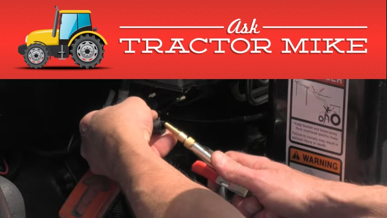Tractor Won't Start and Not Getting Fuel? Here's Your Problem (or at least  the first thing to check)