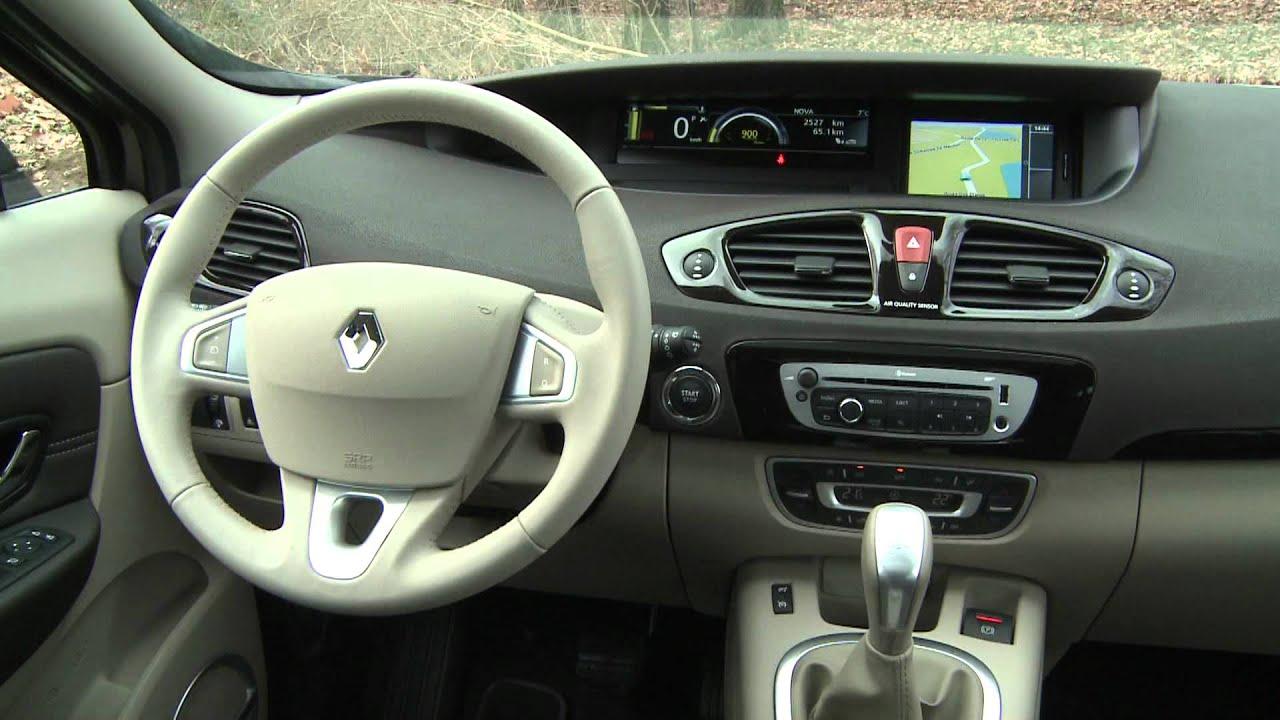 Essai Renault Grand Scenic 2 0l Dci 150ch Initiale Youtube