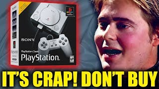 This DEAL BREAKING Issue Is The FINAL NAIL In The Coffin Of PlayStation Classic