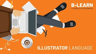 Change the language of illustrator