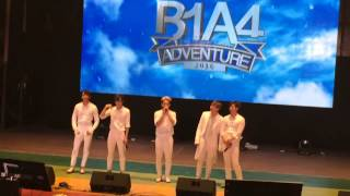 B1A4 BARO HABLANDO ESPAÑOL ❤️  || 비원에이포 Adventure Tour in Pe…