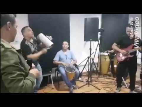 Asì suenan juntos Jorge Celedon y Sergio Luis Rodriguez